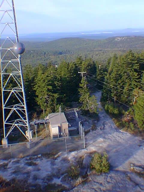 Beg Bald Mtn Lookout Tower